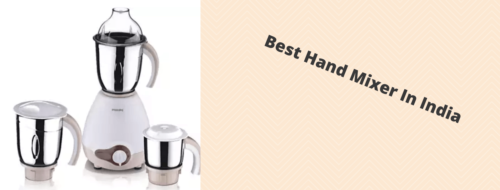 Best Hand Mixer In India